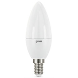 Gauss LED Candle E14 7W 4100К - Лампочка