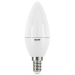 Gauss LED Candle E14 7W 3000К - Лампочка