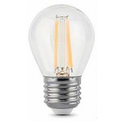 Gauss LED Filament Globe E27 7W 2700K - Лампочка