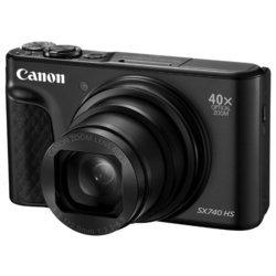 Компактный фотоаппарат Canon PowerShot SX740 HS - Фотоаппарат цифровой