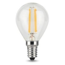 Gauss LED Filament Globe E14 7W 2700K - Лампочка