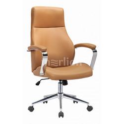 Бюрократ T-703SL/CAMEL - Стул офисный, компьютерныйКомпьютерные кресла<br>Механизм качания с возможностью фиксации в рабочем положении. Регулировка высоты (газлифт). Подлокотники хромированные с мягкими накладками из искусственной кожи. Крестовина хромированная. Ограничение по весу: 120. кг