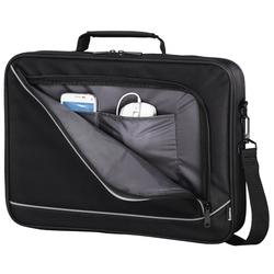 Сумка для ноутбука 15.6 (Hama Bordeaux 00101754) - Сумка для ноутбукаСумки и чехлы<br>Большой передний карман-органайзер для дополнительных принадлежностей или личных вещей. Металлическая рамка для оптимальной защиты.