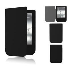 Чехол-книжка для PocketBook 740 (Slim PB740-R01BL) (черный) - Чехол для электронной книгиЧехлы для электронных книг<br>Чехол обеспечит защиту от царапин, потертостей и других нежелательных внешних воздействий.