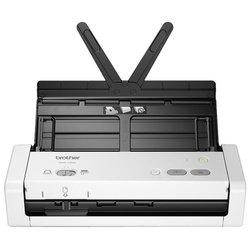 Сканер Brother ADS-1200 - СканерСканеры<br>Сканер Brother ADS-1200 - протяжный, CIS, 600x600 dpi, устройство автоподачи, USB 3.0