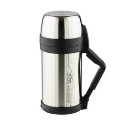 Thermos FDH Stainless Steel Vacuum Flask (923653) (черный, серебристый) - Термос, термокружка