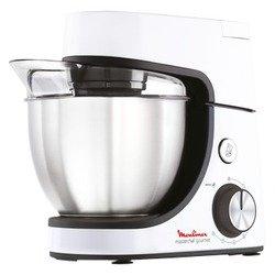Комбайн Moulinex Masterchef Gourmet QA510 - Кухонный комбайн, измельчительКухонные комбайны и измельчители<br>Комбайн Moulinex Masterchef Gourmet QA510 - комбайн, мощность 1100 Вт, емкость чаши 4.6 л
