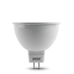 Gauss LED Elementary MR16 GU5.3 5.5W 6500К - Лампочка