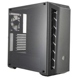 Компьютерный корпус Cooler Master MasterBox MB510L (MCB-B510L-KANN-S02) Black/white - КорпусКорпуса<br>Компьютерный корпус Cooler Master MasterBox MB510L (MCB-B510L-KANN-S02) Black/white - ATX, mATX, Mini-ITX, Midi-Tower, сталь, без блока питания, 2xUSB на лицевой панели, 217x468x496 мм, цвет: черный