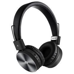 Digma BT-12 (черный) - НаушникиНаушники и Bluetooth-гарнитуры<br>Беспроводная гарнитура, версия Bluetooth: 4.2, частотный диапазон 20-20000 Гц, диаметр 30мм.
