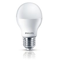 Philips ESS LEDBulb 5W E27 3000K - ЛампочкаЛампочки<br>Светодиодная лампочка, цоколь E27, мощность 5Вт, тип: A60.