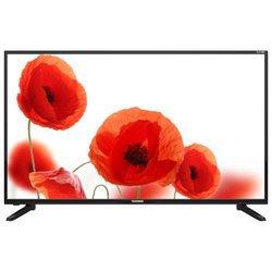 Телевизор TELEFUNKEN TF-LED43S43T2S - ТелевизорТелевизоры и плазменные панели<br>Телевизор TELEFUNKEN TF-LED43S43T2S - ЖК-телевизор, 43quot;, 1920x1080, 1080p Full HD, DVR, мощность звука 16 Вт, HDMI x3, Ethernet, Wi-Fi, Smart TV