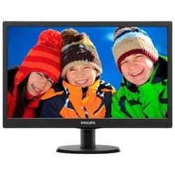 Philips 203V5LSB26 (черный) - Монитор