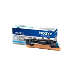 Тонер картридж для Brother HL-L3230, DCP-L3550, MFC-L3770 (TN-217C) (голубой) - Картридж для принтера, МФУКартриджи<br>Совместим с моделями: Brother HL-L3230, DCP-L3550, MFC-L3770