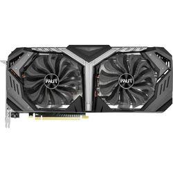 Palit GeForce RTX 2070 1410Mhz PCI-E 3.0 8192Mb 14000Mhz 256bit DisplayPort HDMI HDCP GameRock 8G (PA-RTX2070 GAMEROCK 8G) RTL - Видеокарта  - купить со скидкой