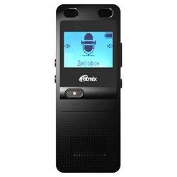 Диктофон Ritmix RR-910 8GB - ДиктофонДиктофоны<br>Диктофон Ritmix RR-910 8GB - диктофон, каналов записи: 2 (стерео), 8 Гб, подключение к компьютеру, динамик, подключение наушников, FM-тюнер, размеры 41x104x11 мм, microSD