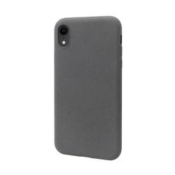 Чехол-накладка для Apple iPhone XR (DYP Liquid Pebble DYPCR00173) (темно-серый) - Чехол для телефонаЧехлы для мобильных телефонов<br>Чехол плотно облегает корпус и гарантирует надежную защиту от царапин и потертостей.