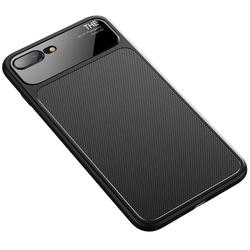 Чехол накладка для Apple iPhone 7 plus, 8 plus (Baseus Knight WIAPIPH8P-JU01) (черный)