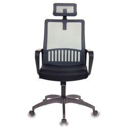 Бюрократ MC-201/DG/TW-11 - Стул офисный, компьютерныйКомпьютерные кресла<br>Компьютерное кресло до 120 кг, особенности: механизм качания, регулировка высоты сидения, спинка из сетки, регулировка жесткости качания, регулировка высоты сиденья: «газлифт».