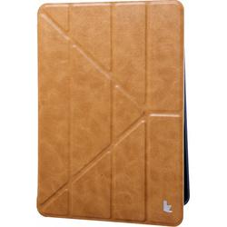 Чехол для Apple iPad Pro 10.5 (Jisoncase PU Leather JS-PRO-38M20) (коричневый) - Чехол для планшета