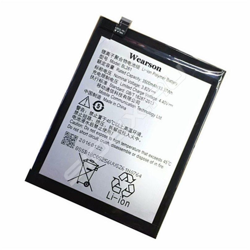 Аккумулятор для Lenovo VIBE K5 Note A7020 (BL261) - купить , скидки, цена,  отзывы, обзор,
