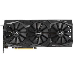 ASUS GeForce RTX 2070 1815MHz PCI-E 3.0 8192MB 14000MHz 256 bit HDMI HDCP Strix Gaming OC (ROG-STRIX-RTX2070-O8G-GAMING) RTL