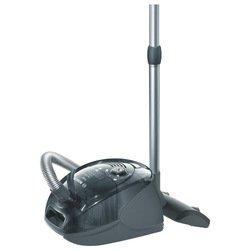 Bosch BSG 62185 (черный) - ПылесосПылесосы<br>Bosch BSG 62185 - сухая уборка, с мешком для сбора пыли, с циклонным фильтром, работа от сети, мощность всасывания 380 Вт, потребляемая мощность 2100 Вт