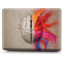 Чехол для Apple MacBook Pro 15 A1707 (i-Blason Cover Water Color Brain) - Чехол для ноутбукаЧехлы для ноутбуков<br>i-Blason Cover представляет собой ультратонкий и прочный чехол-накладку для MacBook Pro 15 A1707. Он состоит из верхней и нижней накладки. Аксессуар обеспечит отличную защиту ноутбука от загрязнений и механических повреждений при транспортировке.