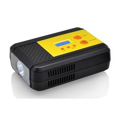 Качок К40 - КомпрессорКомпрессоры<br>Компактный компрессор с цифровым манометром, ЖК-дисплей, встроенный светодиодный фонарик.