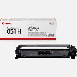 Картридж для Canon i-SENSYS LBP162dw (051 H 2169C002) (черный) - Картридж для принтера, МФУКартриджи<br>Совместим с моделями: Canon i-SENSYS LBP162dw