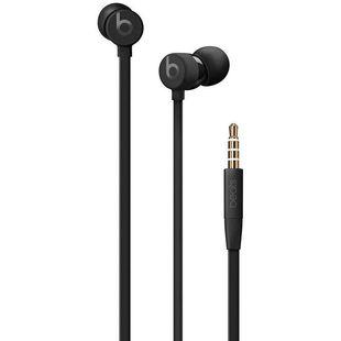 Beats urBeats3 (3.5 мм) (MU982EE/A) (черный) - НаушникиНаушники и Bluetooth-гарнитуры<br>Наушники с микрофоном, вставные (затычки), поддержка iPhone, разъем mini jack 3.5 mm.