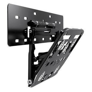 Samsung WMN-M23EB/RU (темно-серый) - Подставка, кронштейнПодставки и кронштейны<br>Диагональ 75quot;, установка: настенный, регулировка: наклонно-выдвижной, угол наклона: 0/5°, макс. вес 50кг.