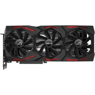 ASUS GeForce RTX 2080 1740MHz PCI-E 3.0 8192MB 14000MHz 256 bit HDMI HDCP ROG Strix Gaming OC (ROG-STRIX-RTX2080-A8G-GAMING) RTL