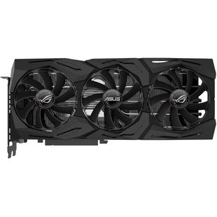 ASUS GeForce RTX 2080 1607MHz PCI-E 3.0 8192MB 14000MHz 256 bit HDMI HDCP ROG Strix Gaming OC (ROG-STRIX-RTX2080-O8G-GAMING) RTL