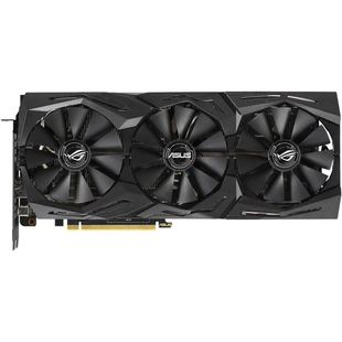 ASUS GeForce RTX 2070 1410MHz PCI-E 3.0 8192MB 14000MHz 256 bit HDMI HDCP ROG Strix Gaming (ROG-STRIX-RTX2070-A8G-GAMING) RTL