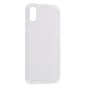 Чехол-накладка для Apple iPhone XS (iBox Crystal YT000016101) (прозрачный) - Чехол для телефонаЧехлы для мобильных телефонов<br>Чехол плотно облегает корпус и гарантирует надежную защиту от царапин и потертостей.