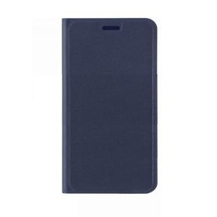 Чехол-книжка для Huawei Honor 8С (Red Line Unit YT000016641) (синий) - Чехол для телефонаЧехлы для мобильных телефонов<br>Чехол плотно облегает корпус и гарантирует надежную защиту от царапин и потертостей.