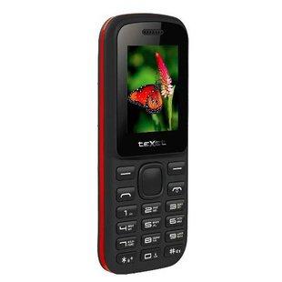 teXet TM-130 (черно-красный) ::: - Мобильный телефонМобильные телефоны<br>Телефон teXet TM-130 - GSM, вес 65 г, ШхВхТ 47x110x14 мм, экран 1.77quot;, 160x128, MP3, FM-радио, Bluetooth, память 32 Мб, аккумулятор 600 мА?ч