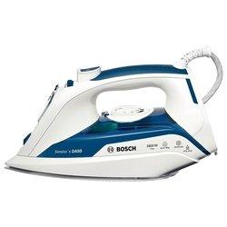 Bosch TDA 5028010 (белый-синий) - Утюг