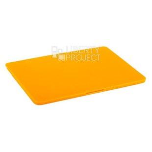 Чехол для Apple MacBook Pro 13.3 (Hard Shell Case) (оранжевый) - Чехол для ноутбукаЧехлы для ноутбуков<br>Чехол обеспечит надежную защиту Вашего устройства от воздействия внешних факторов.