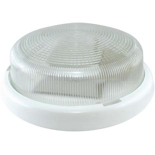 TDM НПП 03-100-015.01 УХЛ4 Рондо - ОсвещениеНастольные лампы и светильники<br>Светильник, мощность 100Вт, потолочный, цоколь E27, материал: стекло/пластик, степень зашиты IP44.