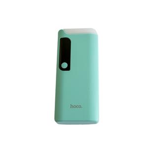 Hoco B27-15000 (бирюзовый) - Внешний аккумуляторУниверсальные внешние аккумуляторы<br>Hoco B27-15000 - 15000 мА?ч, 56 Вт?ч, USBx2, макс. ток 2 А, фонарик
