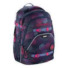 Рюкзак Coocazoo ScaleRale Purple Illusion (00183610) (фиолетовый) - Ранец, рюкзак, сумка, папкаРюкзаки и ранцы для школы<br>Рюкзак для школы и отдыха с отделениями для документов и личных вещей. Дышащая спинка. Регулируемый съемный ремень на груди.