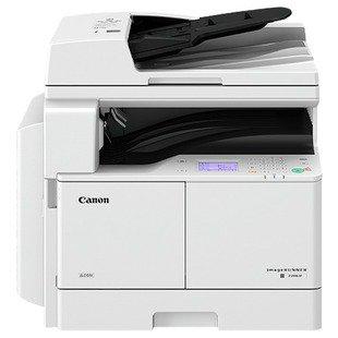 МФУ Canon imageRUNNER 2206iF - Принтер, МФУПринтеры и МФУ<br>МФУ Canon imageRUNNER 2206iF - принтер/сканер/копир/факс, A3, печать  лазерная черно-белая, двусторонняя, 22 стр/мин ч/б, 600x600 dpi, подача: 330 лист., вывод: 250 лист., память: 512 МБ, Ethernet RJ-45, USB, Wi-Fi, ЖК-панель, устройство автоподачи оригиналов