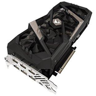 GIGABYTE GeForce RTX 2080 Ti 1770MHz PCI-E 3.0 11264MB 14140MHz 352 bit 3xHDMI HDCP AORUS XTREME (GV-N208TAORUS X-11GC) RTL - ВидеокартаВидеокарты<br>Ядро: 1770 МГц, память: 11264 МБ, GDDR6, 14140 МГц, 352 бит, DisplayPort x3, HDMI.