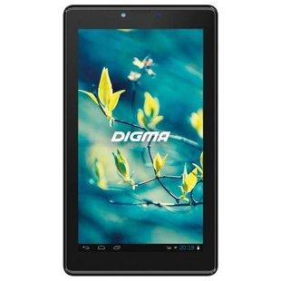 Digma Plane 7580S 4G (черный) ::: - Планшетный компьютерПланшеты<br>Планшет Digma Plane 7580S 4G - 7quot;, 1024x600, Android 8.1,  16ГБ, 3G, GPS, слот для карт памяти, 270г