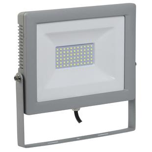 Прожектор СДО 07-70 (Iek LPDO701-70-K03) - Садовый прожекторПрожекторы<br>Прожектор СДО 07-70, светодиодный, серый, IP65, 6500 K.