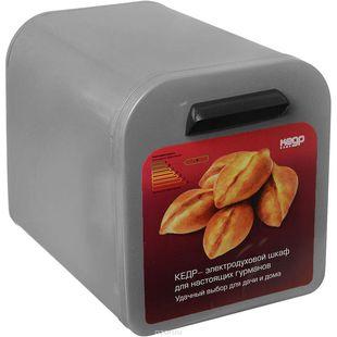 Жарочный шкаф Кедр ШЖ- 0,625/220 (серый) - Мини-печь, ростерМини-печи, ростеры<br>Жарочный шкаф, объем духовки - 14 л, номинальная потребляемая мощность - 0.625 кВт, 2 поддона.