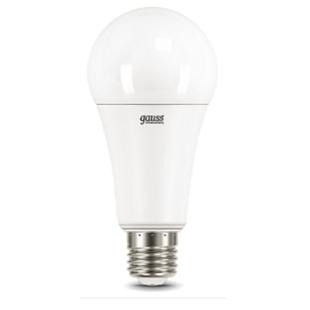 Gauss LED Elementary A67 30W E27 6500K - ЛампочкаЛампочки<br>Светодиодная лампочка, цоколь E27, мощность 30Вт, срок службы 25000 ч.