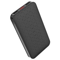 Hoco J29A Cool square 10000 mAh (черный) - Внешний аккумулятор